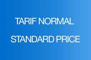 Tarif Normal